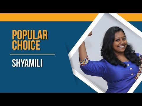 Popular Choice - Vote for Shyamili (University College, Palayam)