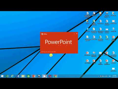 How to convert PDF to microsoft Power Point/ convert PDF to PPT easy 100% 2017