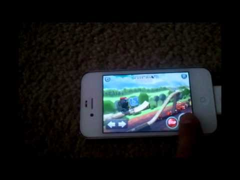 Mejores 5 juegos para Iphone Ipod touch