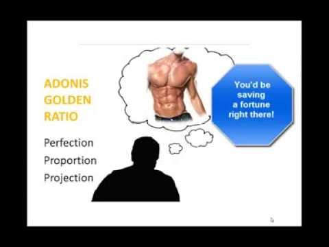 Adonis Golden Ratio Workout Program.... Watch This!!