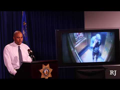 LVMPD releases security footage of suspect for Circus Circus homicides