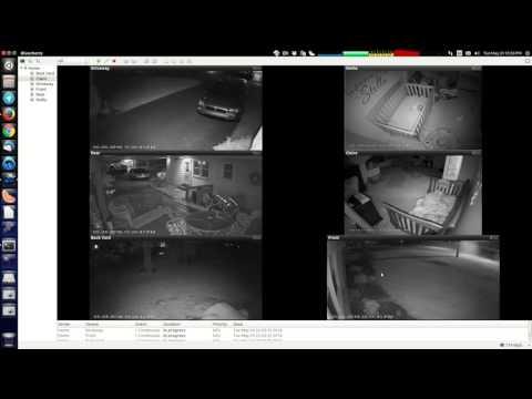 Bluecherry Overview -- Linux Based Video Surveillance