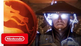 Mortal Kombat 11: Aftermath - Official Launch Trailer - Nintendo Switch