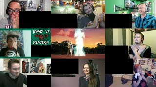 RWBY Volume 4 Chapter 6 (It's a Scorpion!) - Mega Reaction