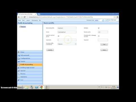 ASE - external domain and journaling