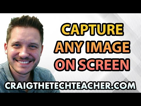 How To Capture Any Image On Your Screen In Windows 10