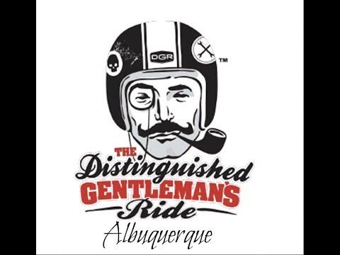 Distinguished Gentleman's Ride 2017 - Albuquerque