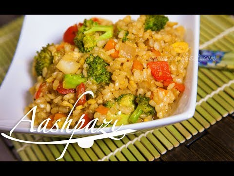 Fried Rice (Veggie) Recipe