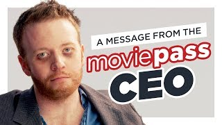 MoviePass CEO: PLEASE DON