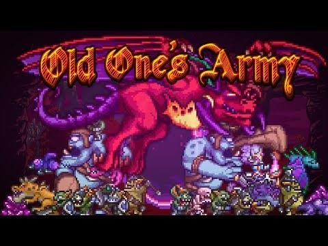 Terraria - Expert Old One's Army event (Final tier)