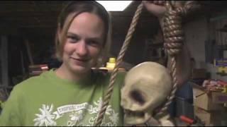 Halloween Props Tie A Real Hangman S Noose