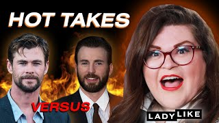 Kristin Reveals Her Unpopular Opinion • Hot Takes • Ladylike