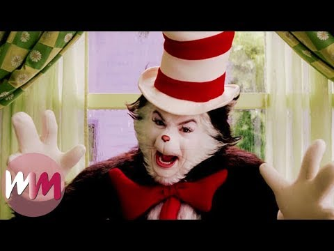 Top 10 Worst Movies Based on Children's Books