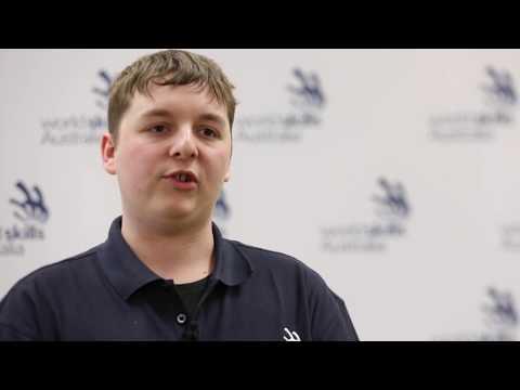 Australian Competitors: 17. Alex Schmidt, 3D Digital Game Art