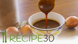 Barbecue Sauce Recipe Sweet And Spicy