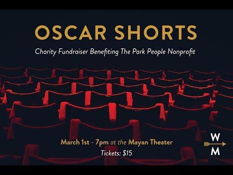 Oscar Short Fundraiser