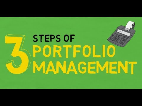 Portfolio Management Process in 3 Steps | What is Portfolio Management?