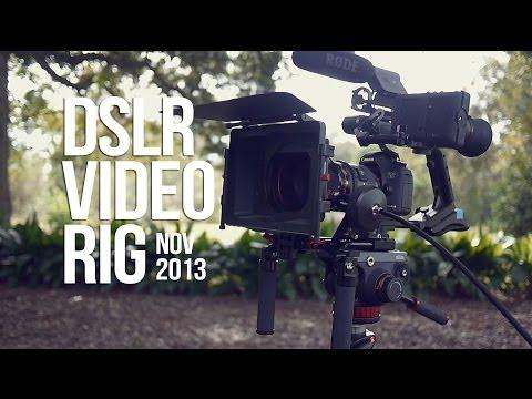DSLR Video Rig 2013