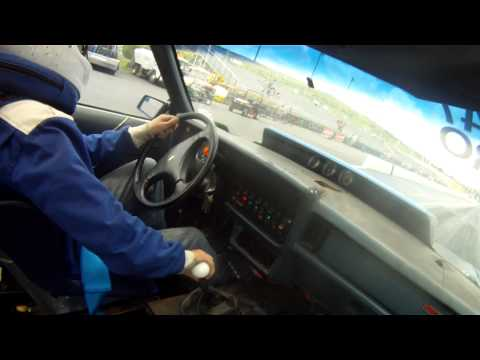 Stick shift mustang 347 In car