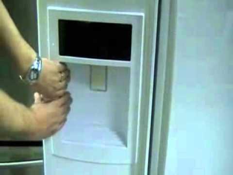 LG Dispenser removal