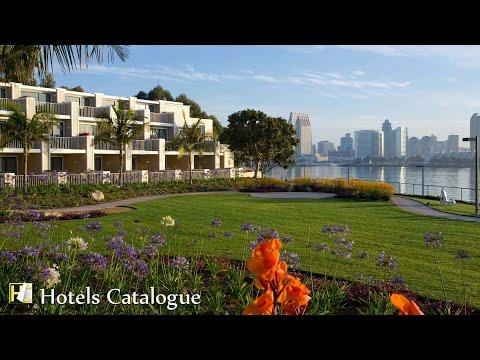 Coronado Island Marriott Resort & Spa Tour - Coronado Bay Resort - San Diego Resort