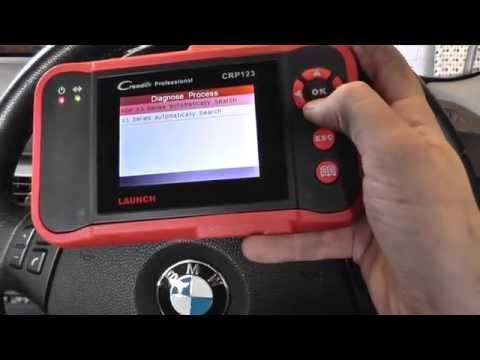 How To Read BMW 3 Series Fault Trouble Codes E90 E91 E92 E93 (2006-2011)