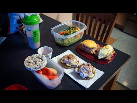 2000 CALORIE MEAL! (How To Eat For Maximum Volume When Losing Fat)