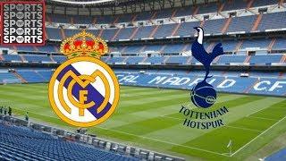 Real Madrid 1-1 Tottenham (Champions League Highlights)