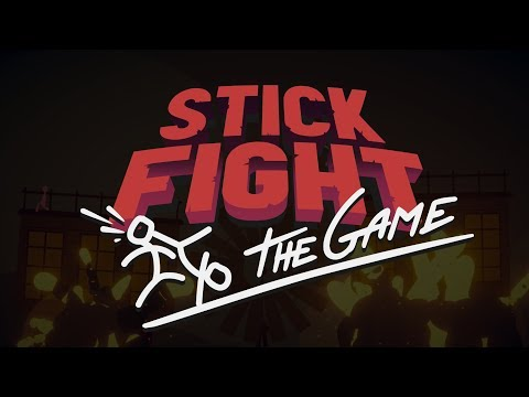 Stick Fight: The Game - Release Trailer