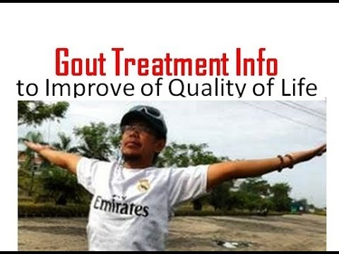 Gout Treatment and Quality life