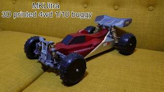 Trouble when driving my MKUltra - Printable 1/10 4WD buggy