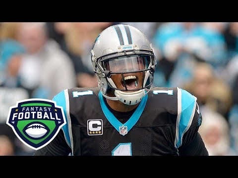 Cam Newton's Fantasy Value On The Rise In 2017 | ESPN Fantasy Football | ESPN