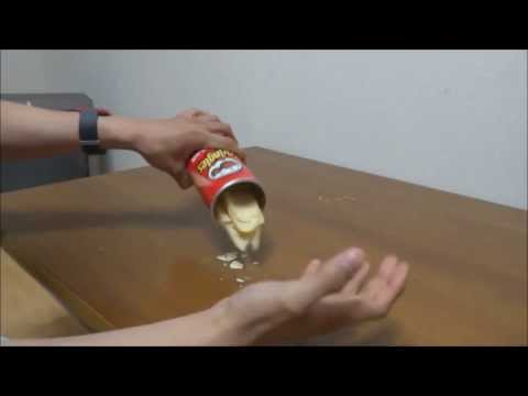 Proper Way to Eat Pringles Chips