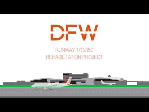 DFW Airport - Runway 17C Relocated Threshold