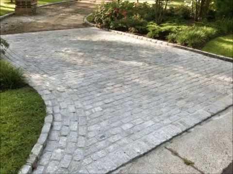 Cobblestone Apron - Asphalt Driveway - Old Westbury, N.Y 11568