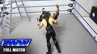 FULL MATCH - The Undertaker vs. Jeff Hardy - Extreme Rules Match