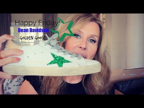 Happy Friday!  Dean Davidson 💎  Golden Goose ⭐️