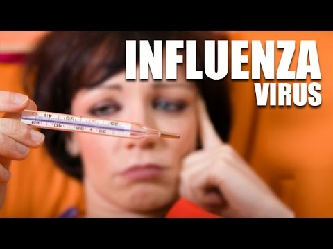 Influenza Virus -  A Viral Infection, Cause,  Symptoms and Treatment