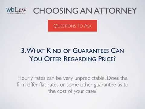 Choosing an Attorney: 5 Questions to Ask Your Texas Family Lawyer