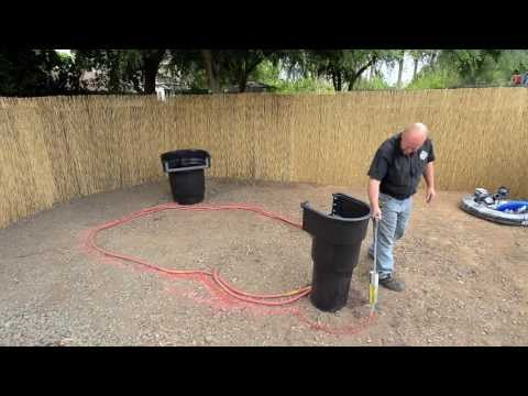 How to build a Fish Pond - Part 1 | Pond Design and Layout
