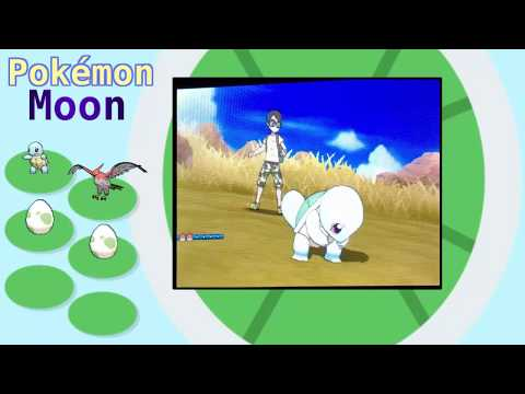 Pokemon Moon Shiny Squirtle LIVE