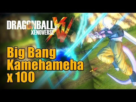 COMO CONSEGUIR EL BIG BANG KAMEHAMEHA X 100 | DRAGON BALL XENOVERSE