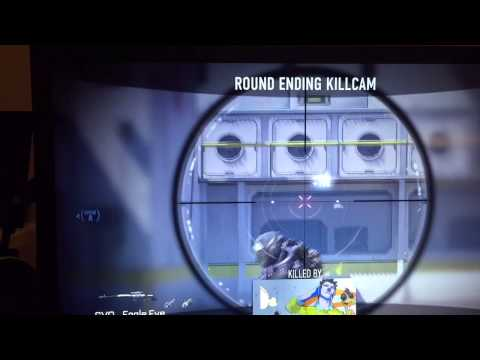 Quick Scope Kill Cam COD AW
