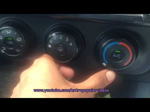 Learn How To Use Car AC In Summer  Urdu | How To Drive | Car Driving Lesson Hindi Urdu