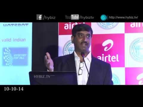 Venkatesh Vijayaraghavan CEO Bharti Airtel