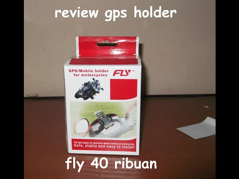 #6 review holder gps fly