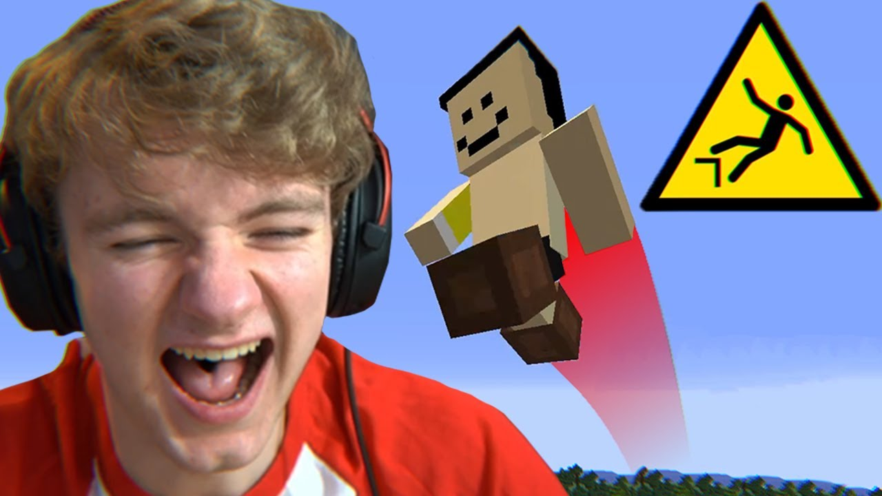 The Most Hilarious Minecraft Mod Ever!