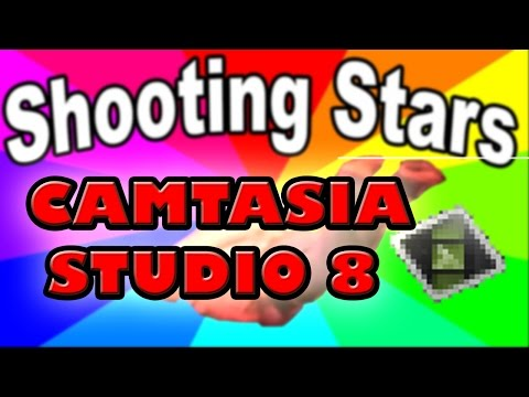 EFECTO SHOOTING STAR / EN CAMTASIA STUDIO 8 / 2017