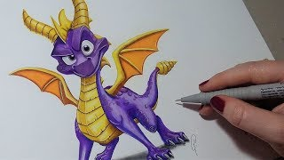 Comment Dessiner Un Bébé Dragon Tutoriel Pakvim Net Hd