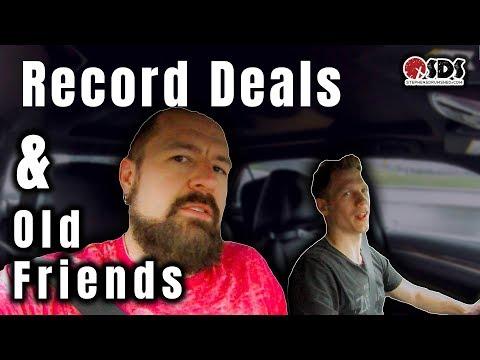 Record Deals & Old Friends | Gigging Drummer 12